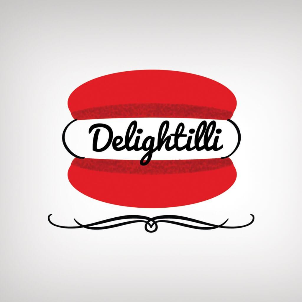 Dizajn loga Delightilli