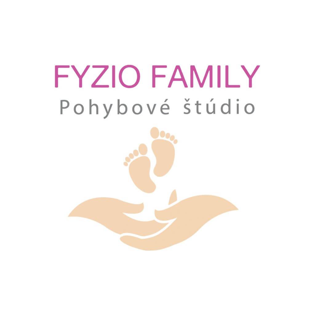 Dizajn loga Fyzio Family