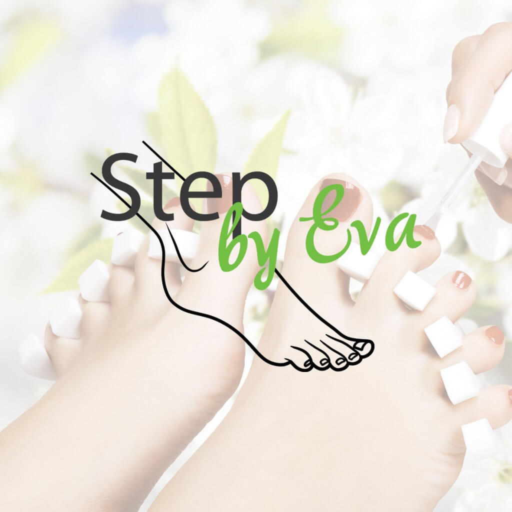 Dizajn loga Step by Eva